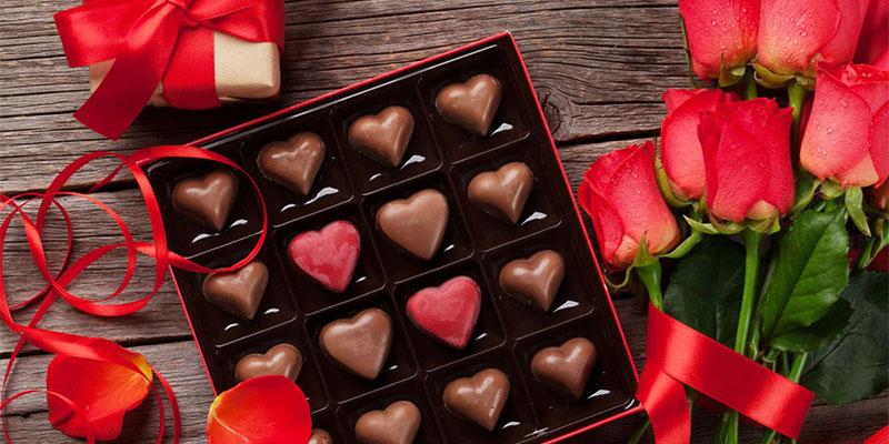 Продажи шоколада ко Дню Святого Валентина выросли втрое