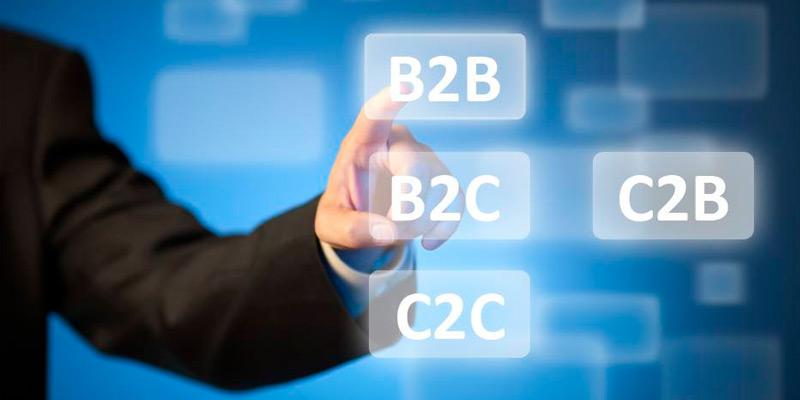 b2b b2c c2c маркетплейсы
