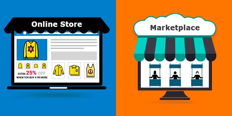 Чем отличается маркетплейс от интернет магазина и что из них выгоднее?