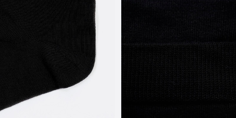правильный ракурс для носков