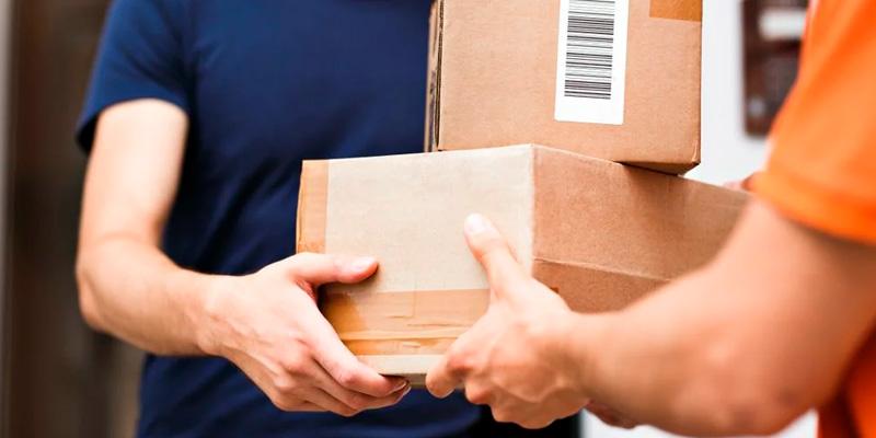 доставка товара покупателю