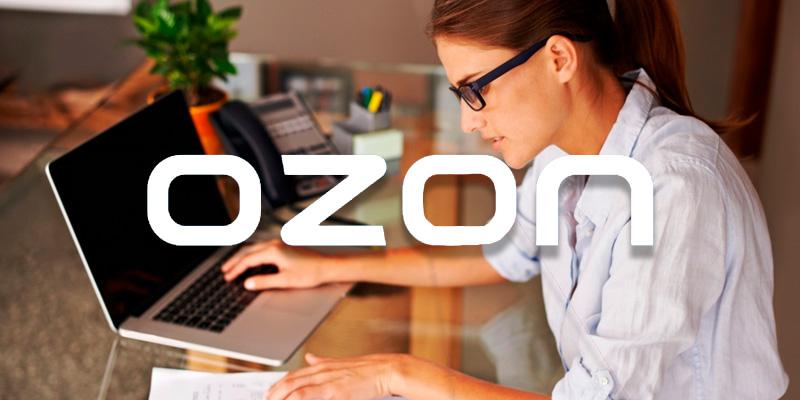 Ozon открыл двери для самозанятых